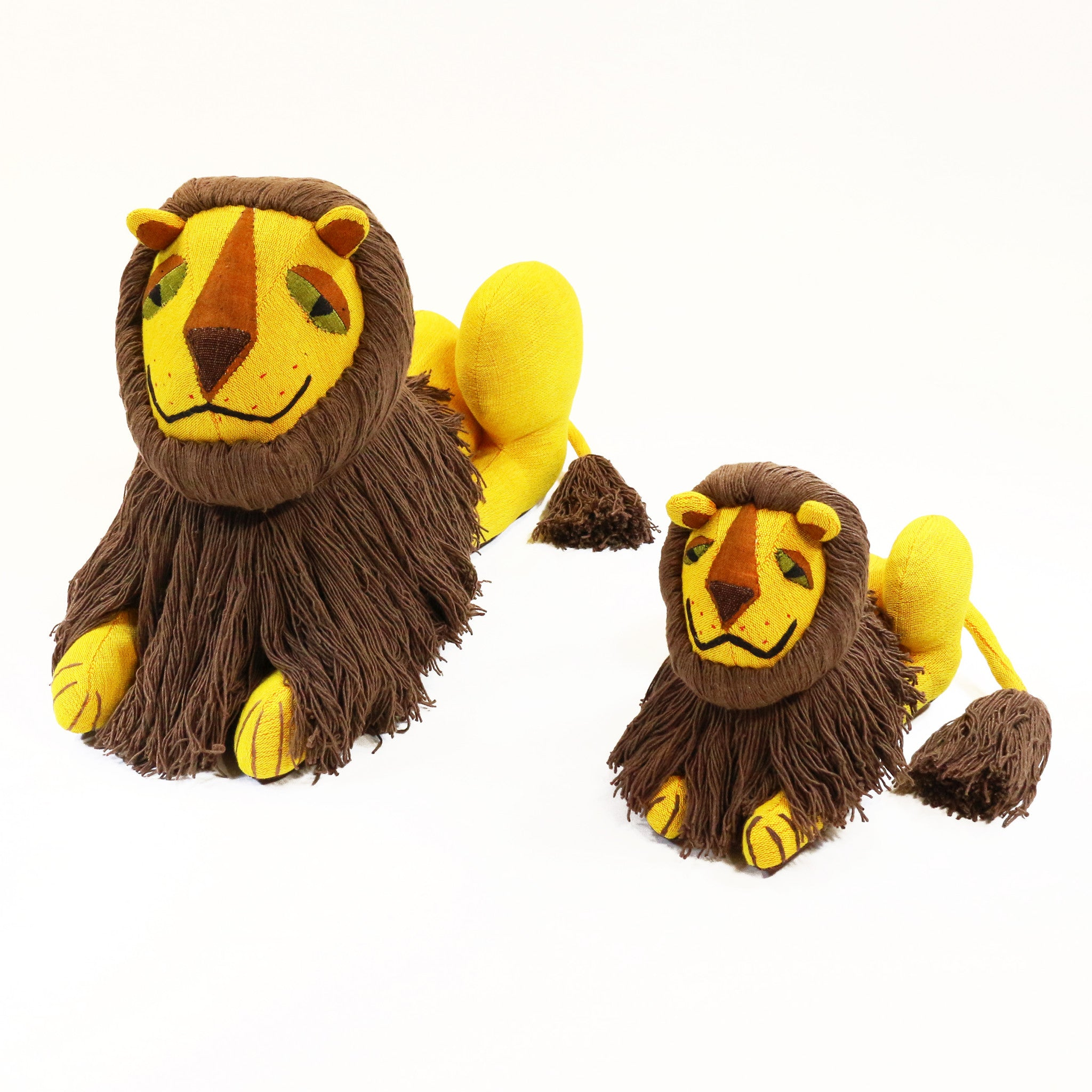 Leo, the Lion (small & large sizes)