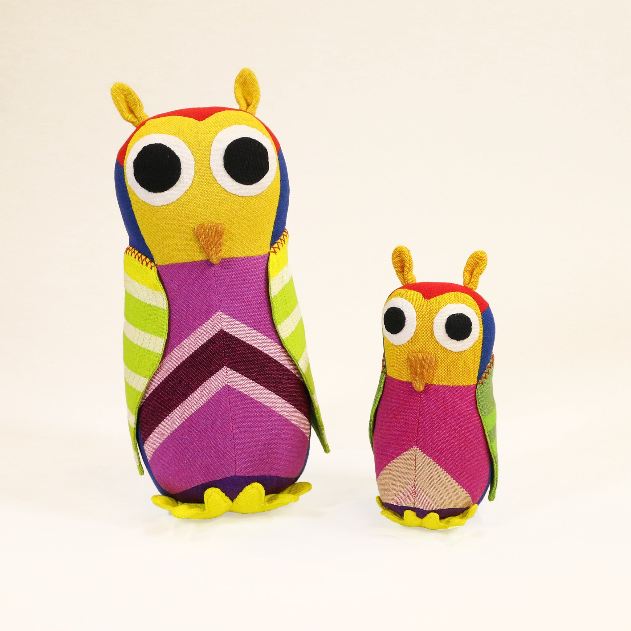 Hazel, the Owl (small & large sizes)
