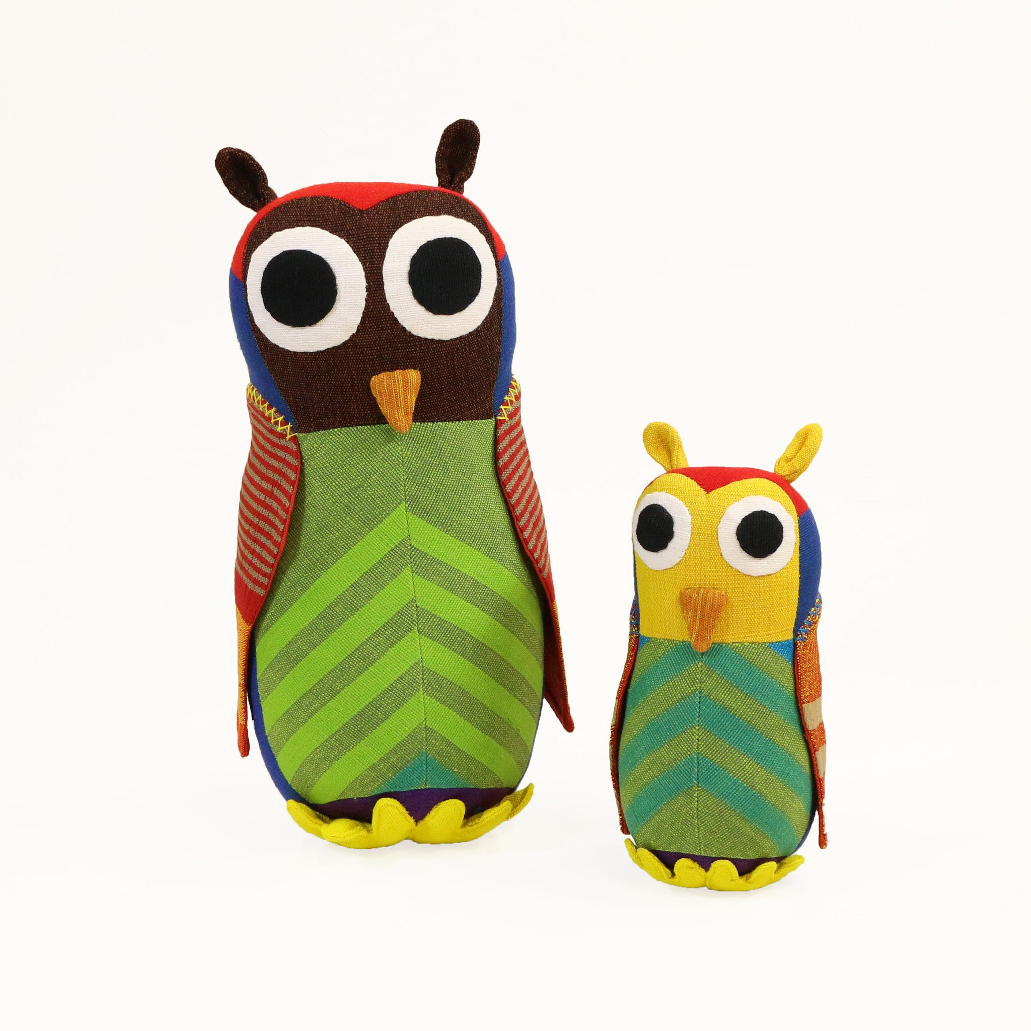 Owl Toy - Hunter, the Owl (small & large sizes)