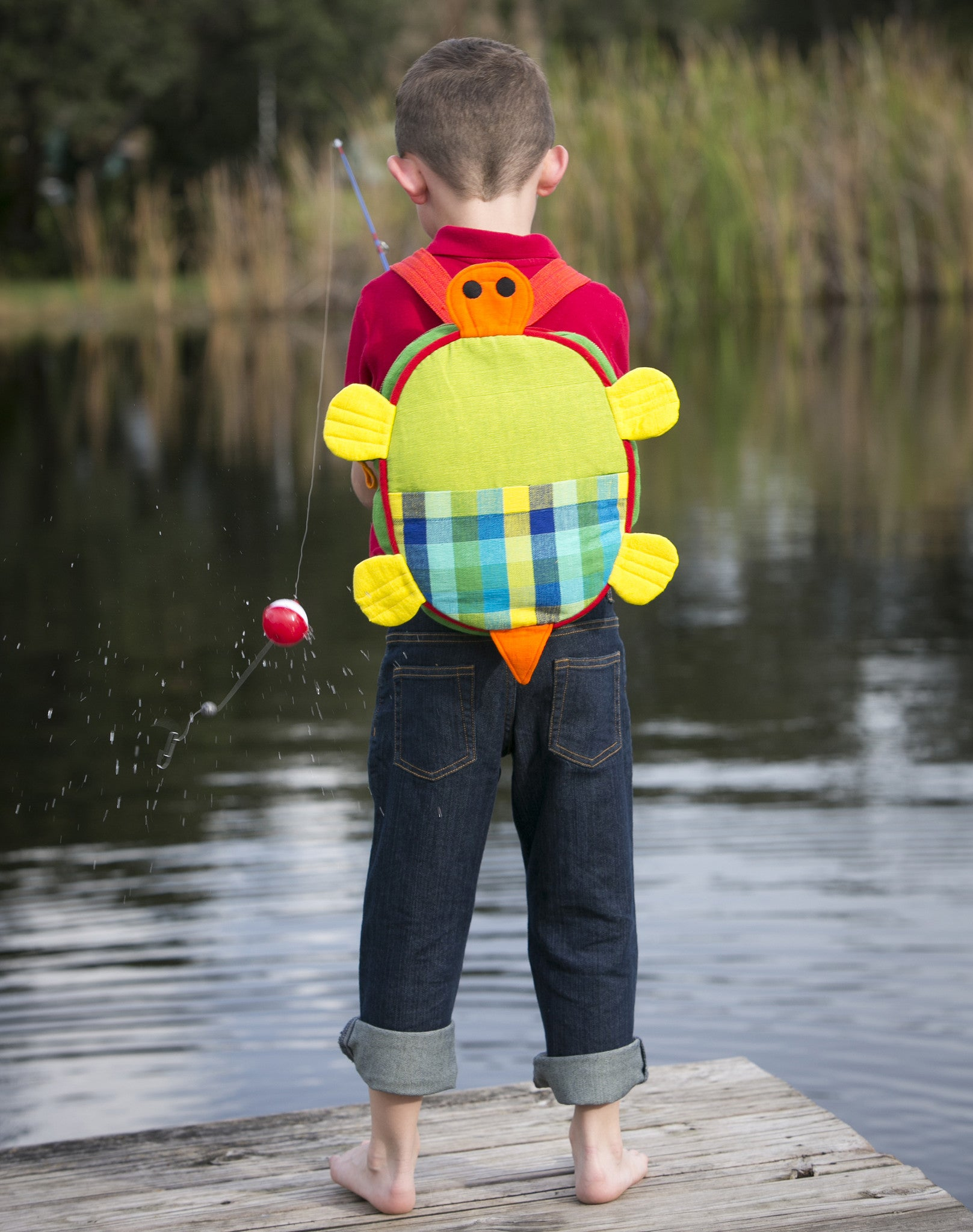 Turtle Backpack – ready for adventures!