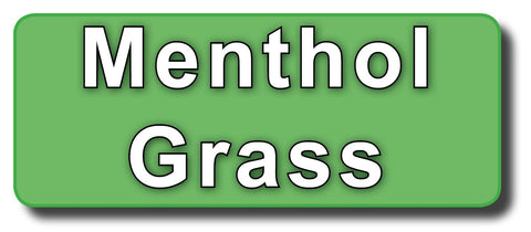 5-Pack of Menthol Grass Cartridges (#1 Best selling menthol)