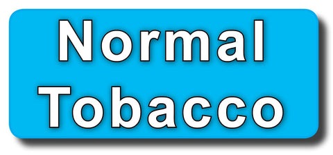 5-Pack of Normal Tobacco Cartridges (#1 Best selling tobacco flavor)