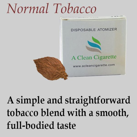 Small Bundle Deal - Tobacco Flavor