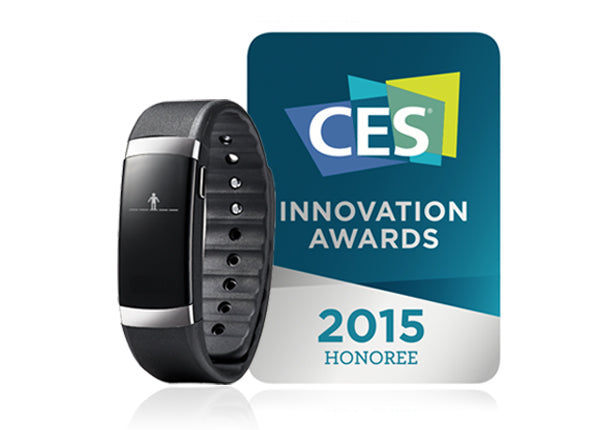 InBody Wearables win 2015 International CES Innovation Honoree Award