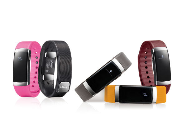 InBodyBAND, World's First Body Composition Wearable, Launches in US