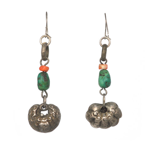 Chinese Charm Earrings