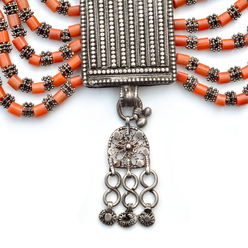 Yemeni Festoon Necklace