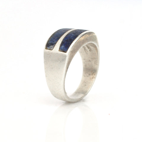 Banded Men's Ring