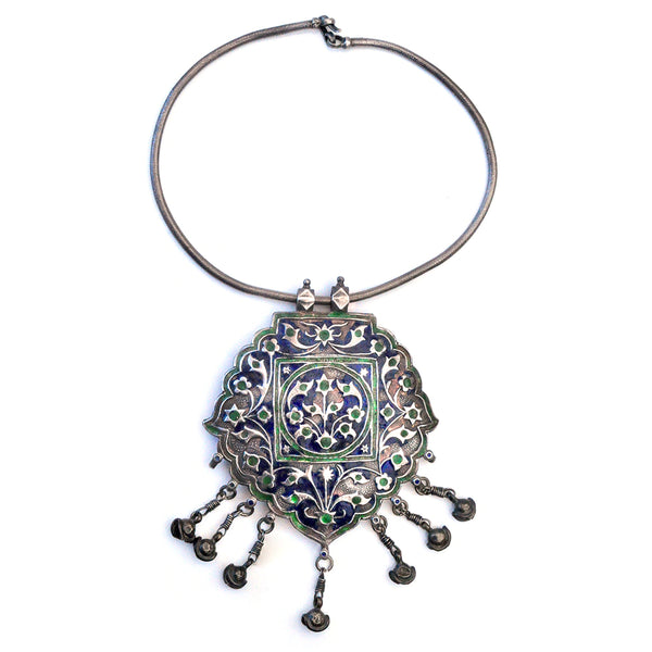 Multan Enamel Necklace