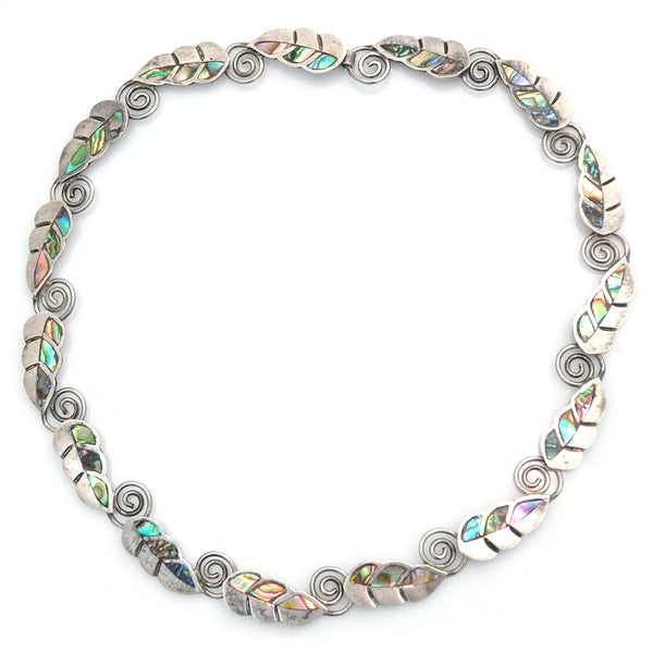 Mexican Abalone Necklace