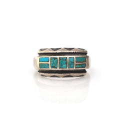 Tile Inlay Ring