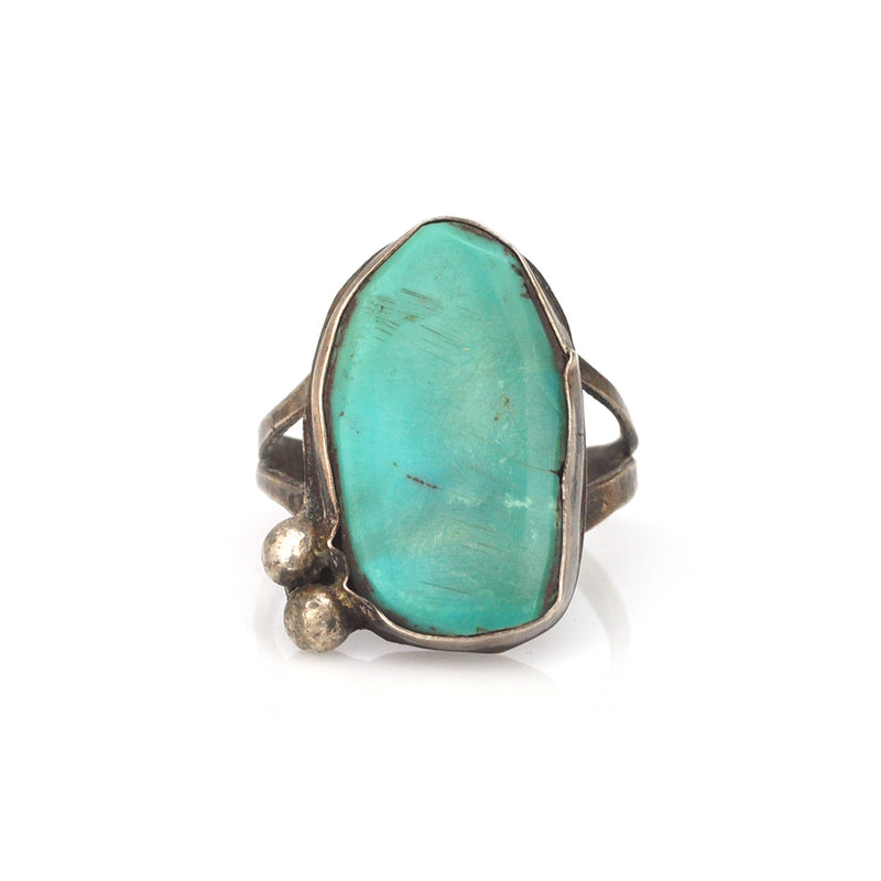 Turquoise Oddball Ring