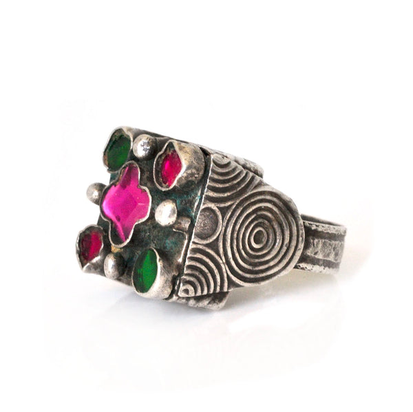 Watermelon Kuchi Ring