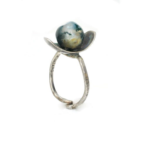 Modernist Catanzaro Ring