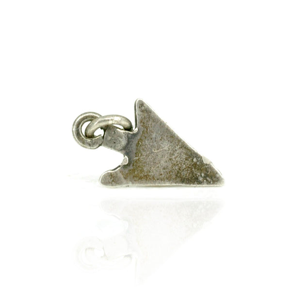 Tiny Arrowhead Charm