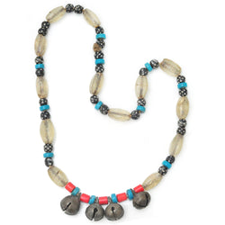 Naga Bell Necklace