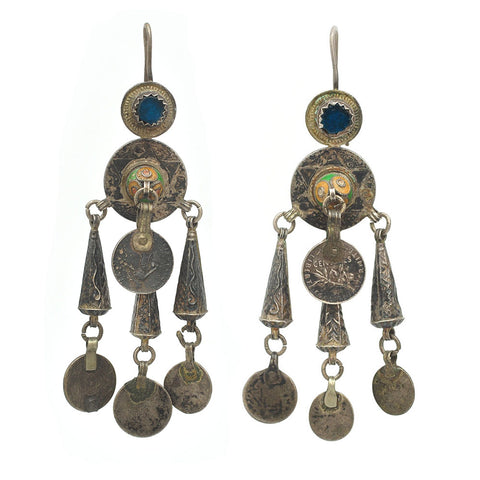 Brilliant Berber Earrings