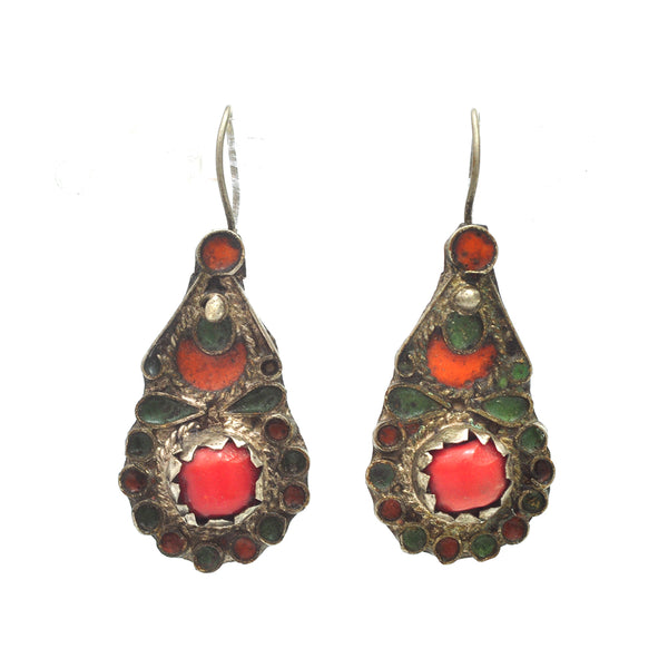 Bright Berber Earrings