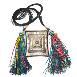 Tuareg Tassel Necklace
