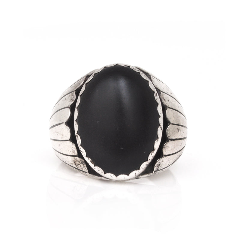 Black River Rock Ring