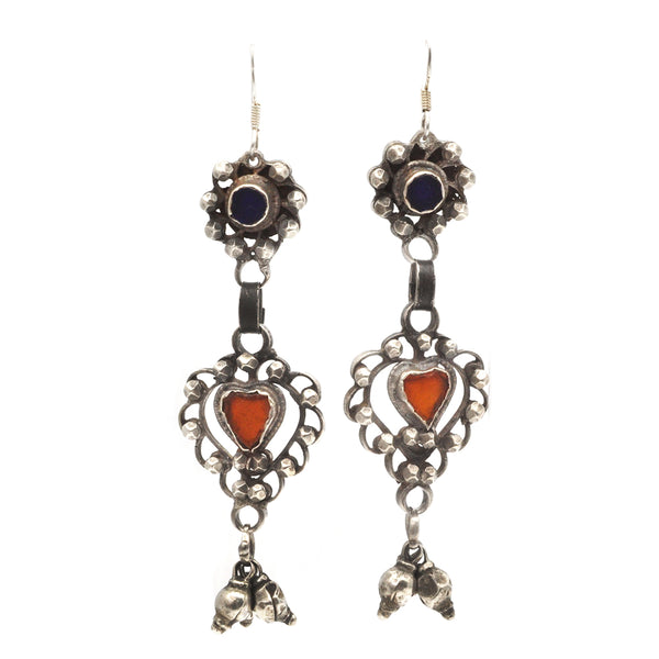 Indian Love Earrings