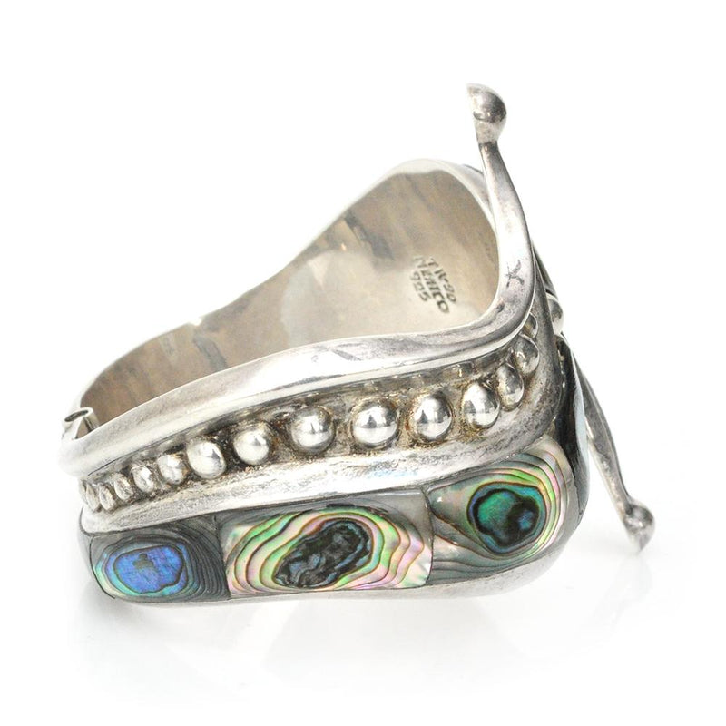 Bracelets - Mexican Abalone Cuff