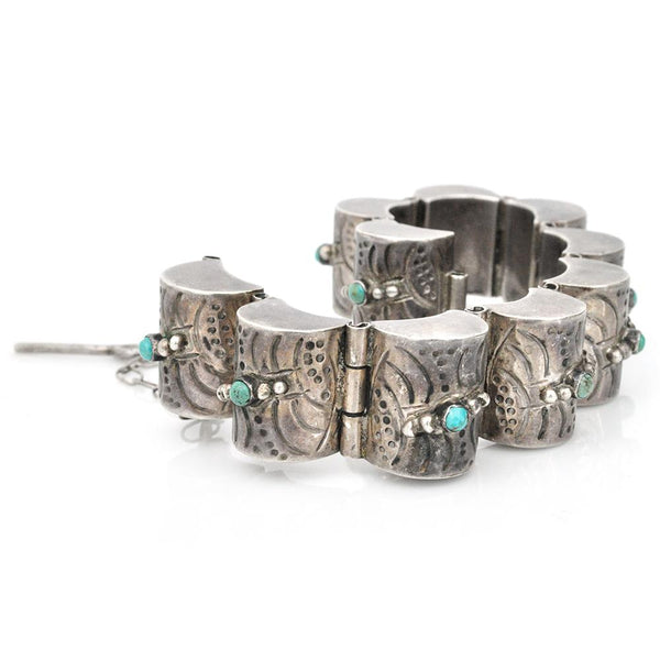 Bracelets - Mexican Pillbox Bracelet