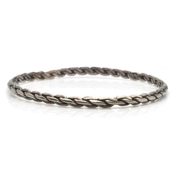 Chain Braid Bangle