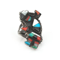 Rainbow Man Ring