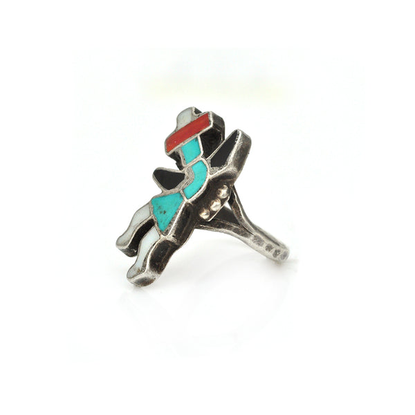 Zuni Dancer Ring