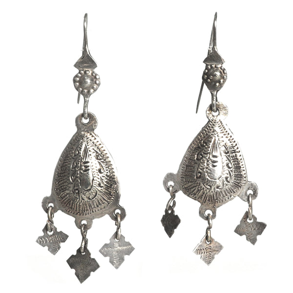 Desert Chandelier Earrings