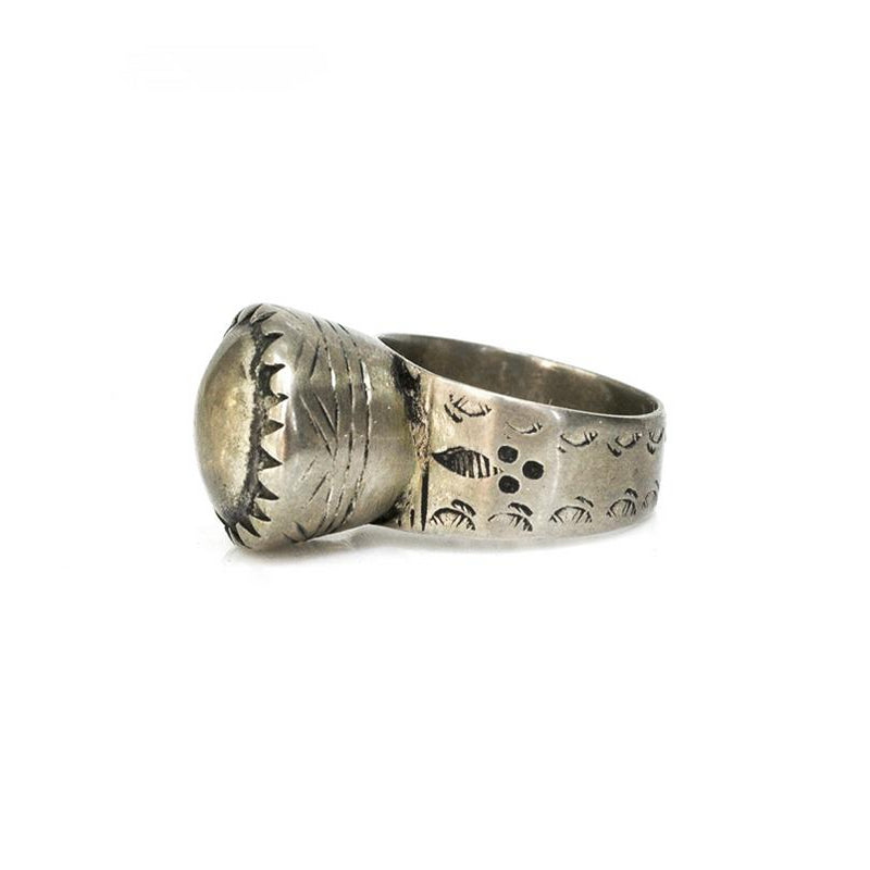 West African Amulet Ring