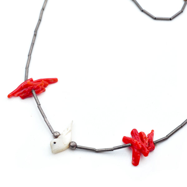 Child's Fetish Necklace