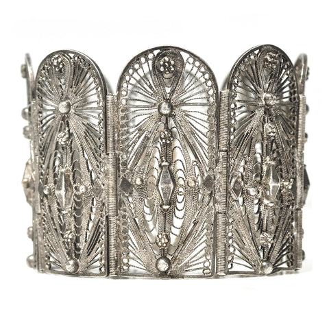 Egyptian Filigree Bracelet