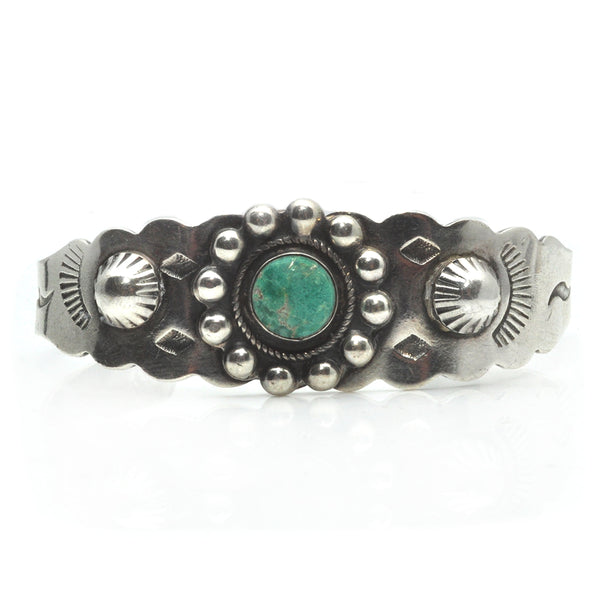Fred Harvey Cerrillos Cuff