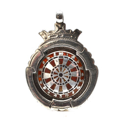 Victorian Target Charm