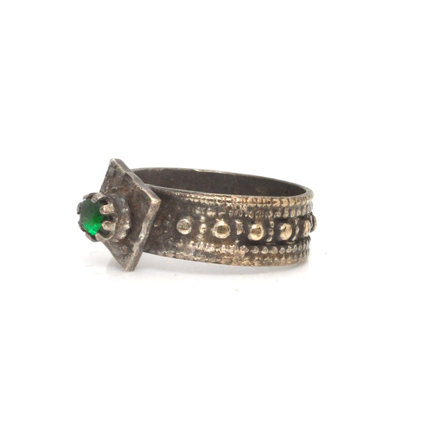 Pashtun Diamond Ring