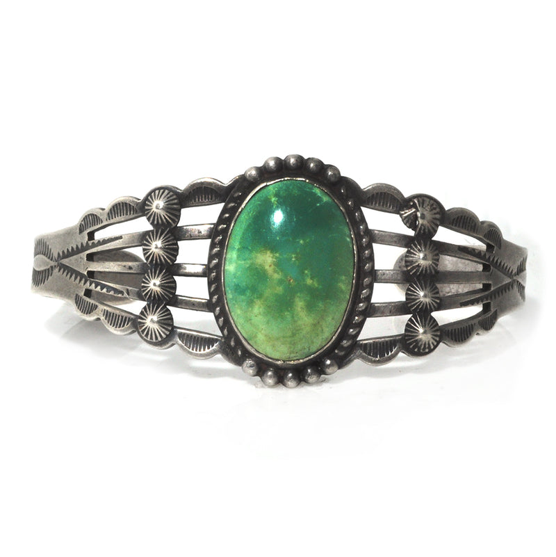 Fred Harvey Algae Cuff
