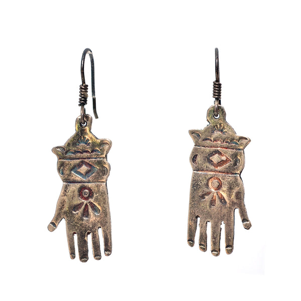 Loving Hands Earrings