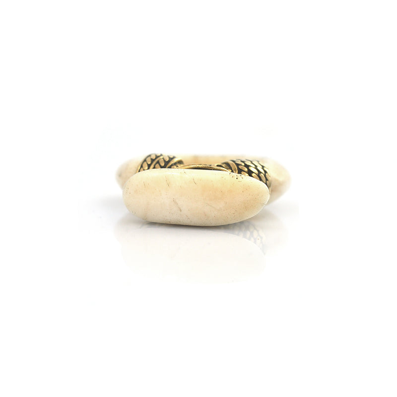 Maasai Gold Ring