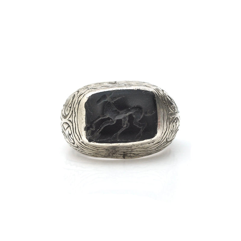 Persian Intaglio Ring