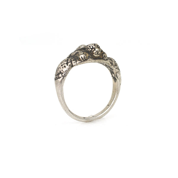 Cambodian Jaguar Ring