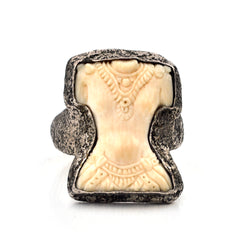 Lou Zeldis Dancer Ring