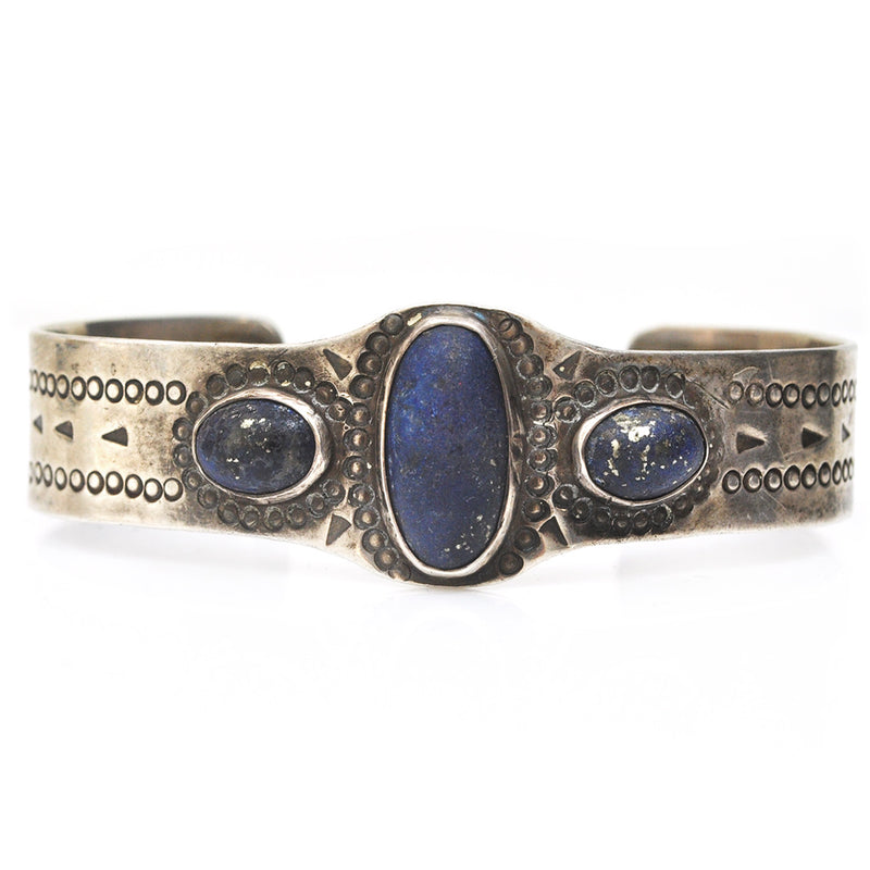 Old, old Lapis Cuff