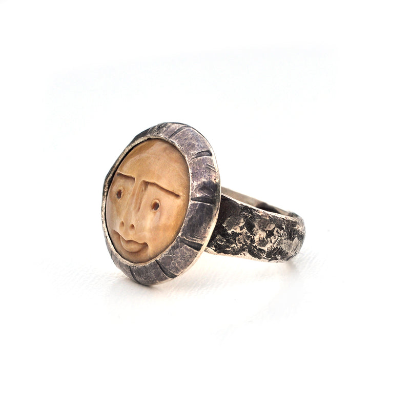 Harvest Moon Lou Zeldis Ring