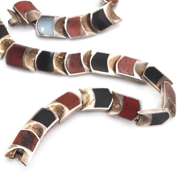 Earthy Taxco Necklace