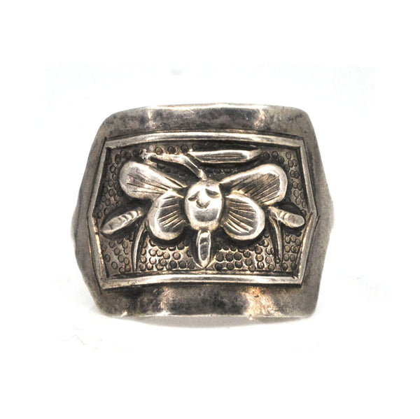 Chinese Moth Ring