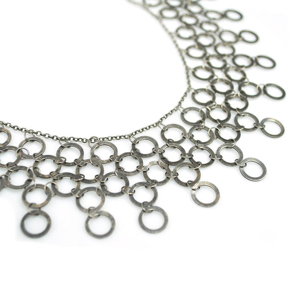 Necklace - Chainmail Necklace