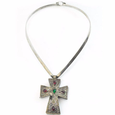 Necklace - Cross-Cultural Necklace