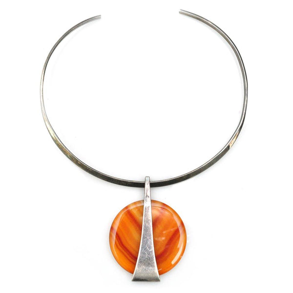 Necklace - Danish Modern Choker